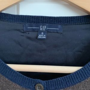 GAP Sweaters - Gap striped cardigan
